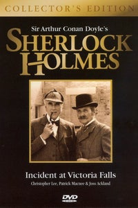 Sherlock Holmes: Incident at Victoria Falls as Sherlock Holmes