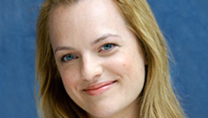 Elisabeth Moss: Of Mad Men... and a Madman