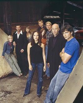 Smallville - cast