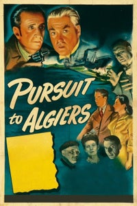 Pursuit to Algiers as Agatha Dunham