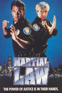 Martial Law as Dalton Rhodes