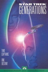Star Trek: Generations as Lieutenant