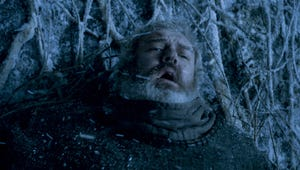 The Real Hodor Just Made the Ultimate Hold the Door Joke