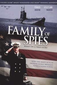 Family of Spies as Mary
