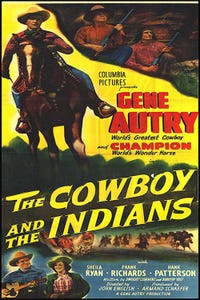 The Cowboy and the Indians as Sheriff Don Payne