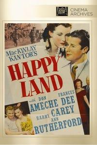 Happy Land as Jake Hibbs