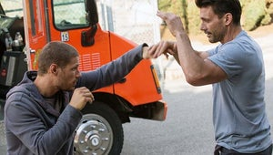 DirecTV's Gritty New Drama Kingdom Tackles the World of MMA Fighting