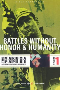 The Yakuza Papers: Battles Without Honor and Humanity as Shozo Hirono