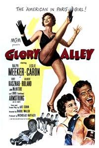 Glory Alley as Shadow Johnson