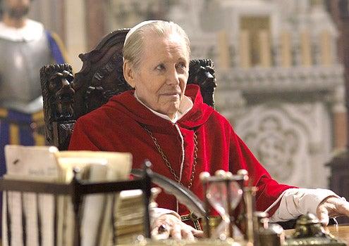 The Tudors - Season 2 - Episode 3 - Peter O'Toole as Pope Paul III