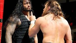 WWE Raw: Roman Reigns Turns Heel on Daniel Bryan