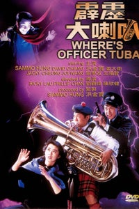 Where's Officer Tuba? as Cheung