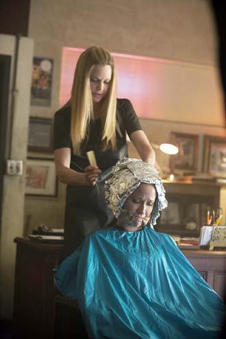 """True Blood - Season 7 - """"Love Is to Die"""" - Kristin Bauer van Straten and Anna Camp"""