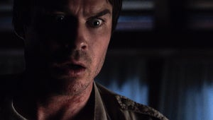 Ian Somerhalder Says the Vampires in V Wars Aren't Like the Ones in The Vampire Diaries