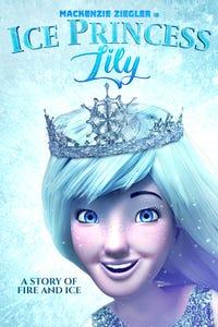 Ice Princess Lily as Arktos