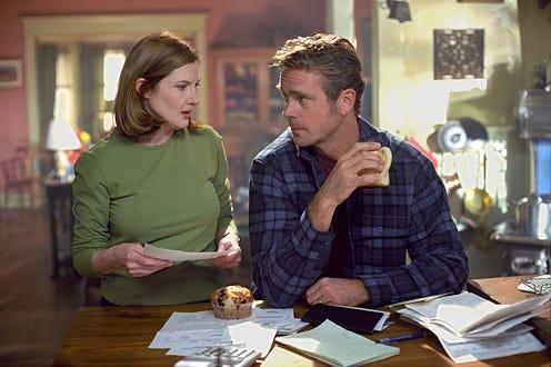 Smallville - Annette O'Toole and John Schneider