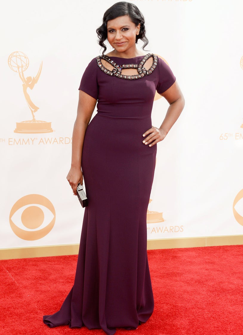 Mindy Kaling - 65th Annual Primetime Emmy Awards in Los Angeles, California, September 22, 2013