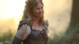 """Once Upon a Time Star on Alice's New Romance: """"Love Is Love"""""""