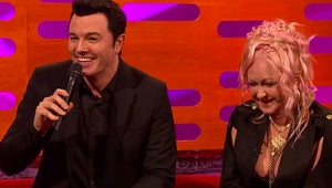Watch Seth MacFarlane Sing Cyndi Lauper's Greatest Hits as Family Guy Characters
