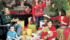 Holiday Preview: Heck the Halls with The Middle's Festive Family