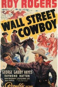 Wall Street Cowboy as McDermott