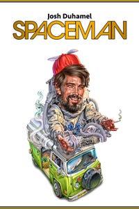 """Spaceman as Bill """"Spaceman"""" Lee"""