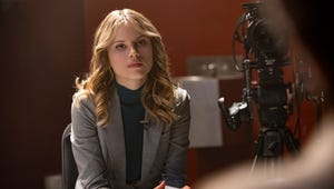 Halston Sage Teases a 'Thriller' Encounter for Ainsley on Prodigal Son's Next Episode