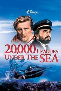 20,000 Leagues Under the Sea as Nautilus