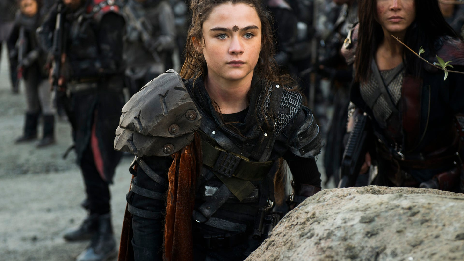 Lola Flannery, The 100