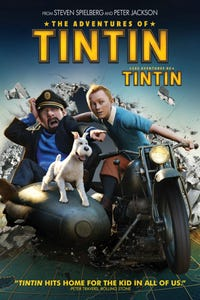 The Adventures of Tintin as Afgar Outpost Soldier/Secretary