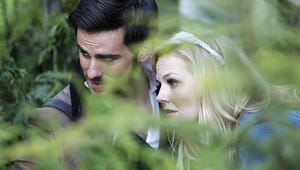 Exclusive Once Upon a Time Finale Sneak Peek: Will Emma and Hook Accidentally Change History?