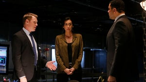 The Blacklist's Mozhan Marno Reacts to [SPOILER]'s Big Betrayal