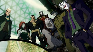 Young Justice Recruits Brent Spiner and Alyssa Milano for the Injustice League
