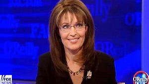 Sarah Palin Makes Her (Paid) Fox News Debut