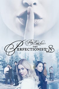 Pretty Little Liars: The Perfectionists as Mona Vanderwall