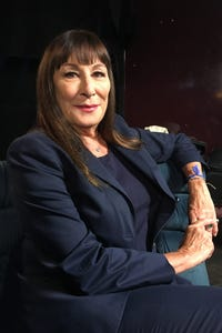 Anjelica Huston as Miss Harridan
