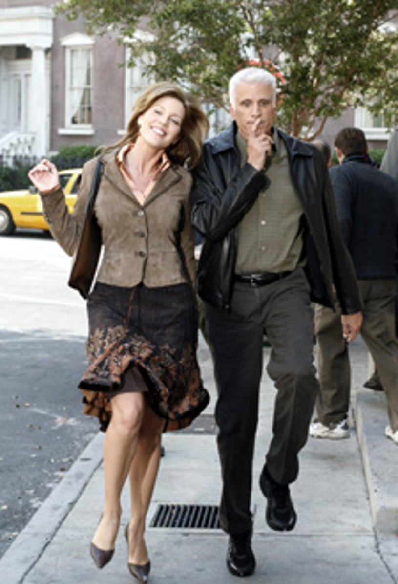 """Help Me Help You - """"Inger Management"""" - Andrea Parker and Ted Danson"""