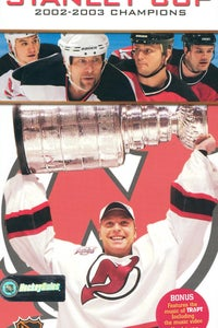 The Official 2003 Stanley Cup Championship: New Jersey Devils as Narrator