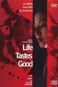 Life Tastes Good as Julie Sado