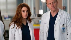 Megan Hunt Mercilessly Burns Owen in This Grey's Anatomy Sneak Peek