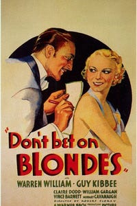 Don't Bet on Blondes as Numbers