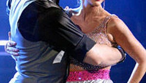 Dancing With the Stars: A Scary Moment for Melissa Gilbert