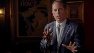 First Look: Jerry Seinfeld Goes Back to the Beginning in Jerry Before Seinfeld