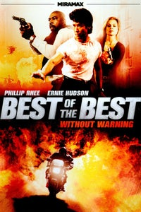 Best of the Best 4: Without Warning as Detective Jarvis