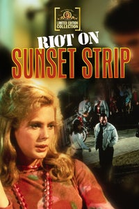 Riot on Sunset Strip as Aynsley