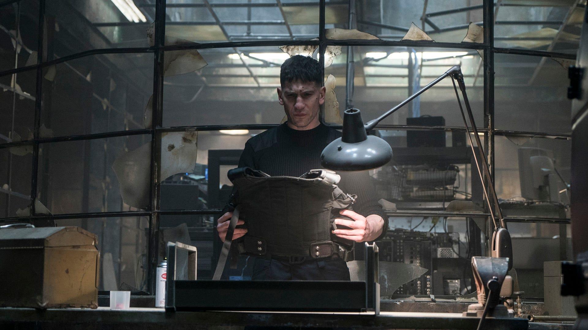 Jon Bernthal, Marvel's The Punisher