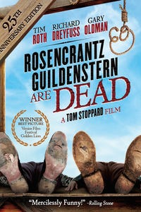 Rosencrantz and Guildenstern Are Dead as Guildenstern