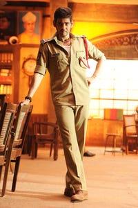 Mahesh Babu as Alluri Seetarama Raju
