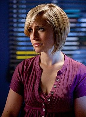 """Smallville - Season 9 - """"Sacrifice"""" - Allison Mack"""