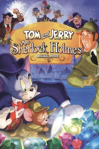 Tom and Jerry Meet Sherlock Holmes as Butch/Droopy